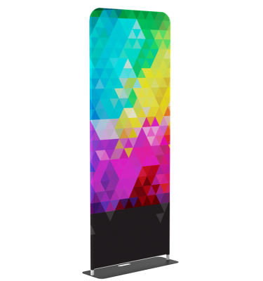 Tension Fabric Display Banner