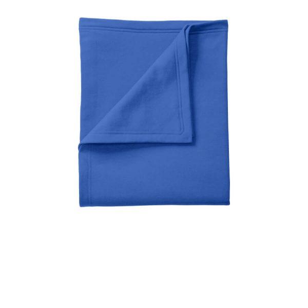 Port & Co Sweatshirt Blanket
