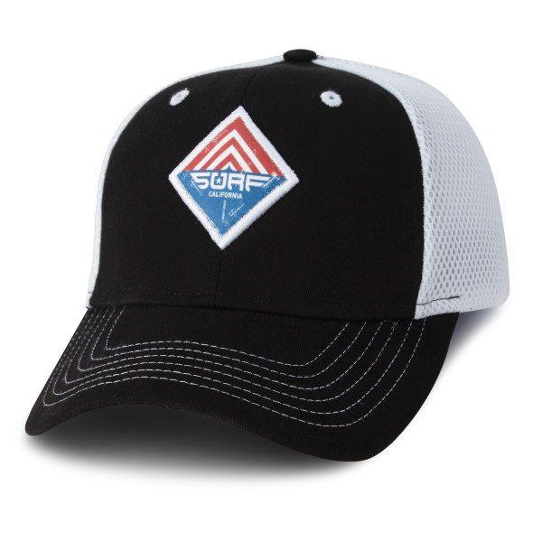 Cotton Twill/Mesh Cap