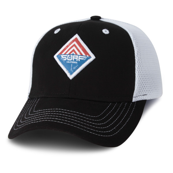 a932628188e Cotton Twill Mesh Cap - Identity Works