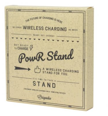 PowR Wireless Charging Pad