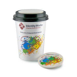 Cup Holder Tissue + Coaster Kit