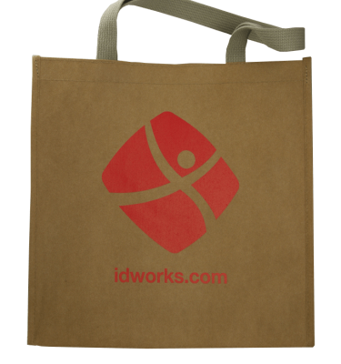 Eco-Kraft Washable Paper Bag