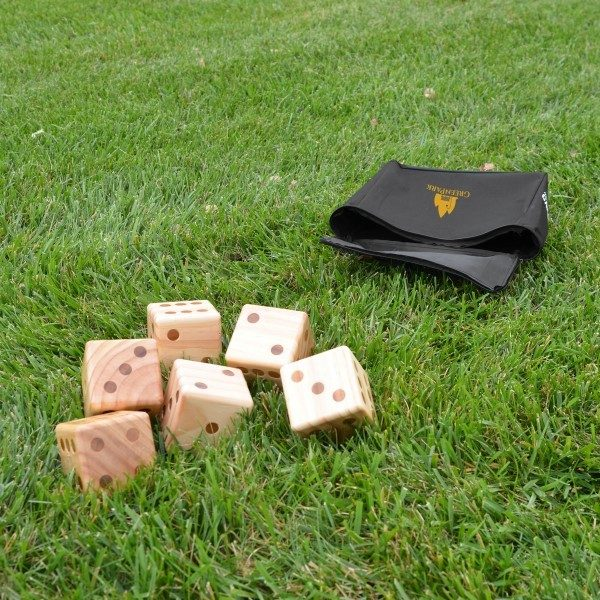 Oversized Yard Dice Game