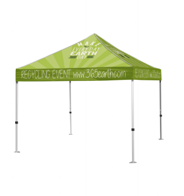 Full Color 10' x 10' Event Tent