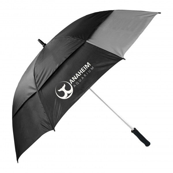 Vented Reflective Umbrella
