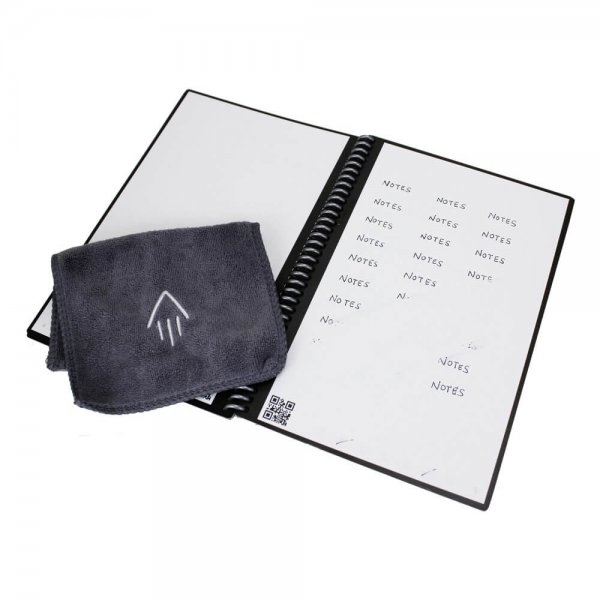 Custom Rocketbook Journal with cloth