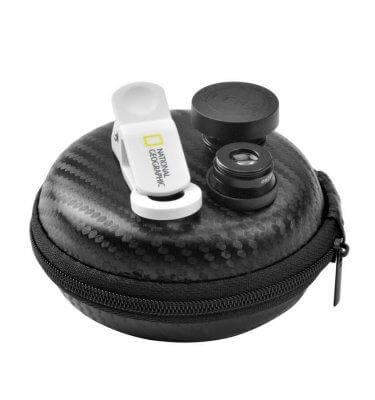 Lenso-3in1 Lens Kit - White