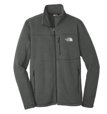 Men's The North Face Sweater Fleece - Black Heather