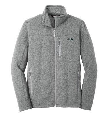 Men's The North Face Sweater Fleece - Medium Grey Heather