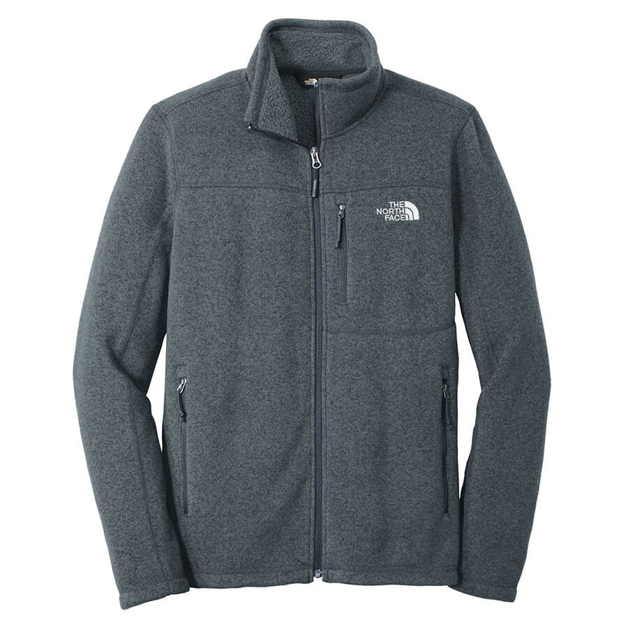 24f46ae572d50 The North Face Men s Sweater Fleece Jacket - Identity Works