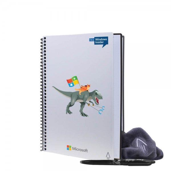 Custom Rocketbook Journal - White Cover