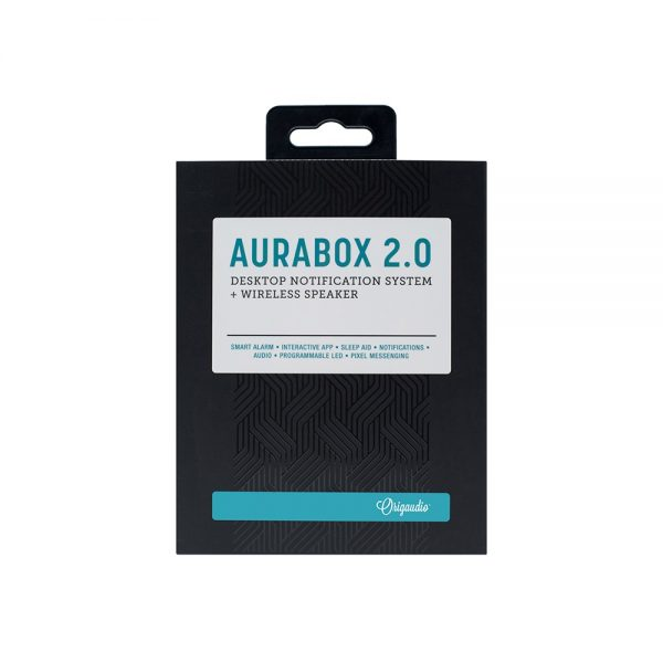 Aurabox2.0 Smart Speaker - Packaging