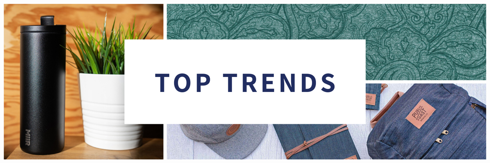 Top Trends header image