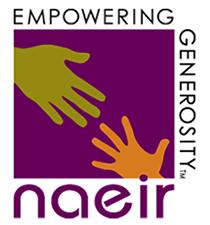 NAEIR | Empowering Generosity Logo