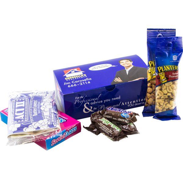 Movie Night Snack Box