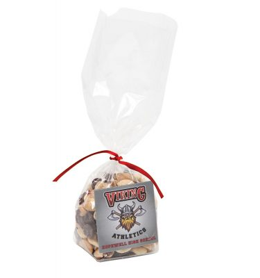 Traditional Trail Mix with Square Magnet