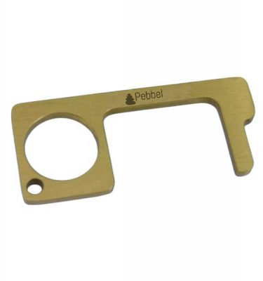 Safe Key Tool - Brass Finish